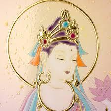 修行が完成し、穏やかな境地に至ったのが菩薩。×の顔ではなく、〇の顔のイメージが伝わるでしょうか。